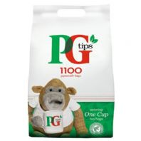 PG Tips Catering Size (1100 Individual Tea Bags)